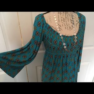 Gorgeous Bohemian Boston Proper Dress